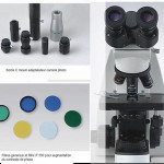 Microscope Clone Zeiss et filtres