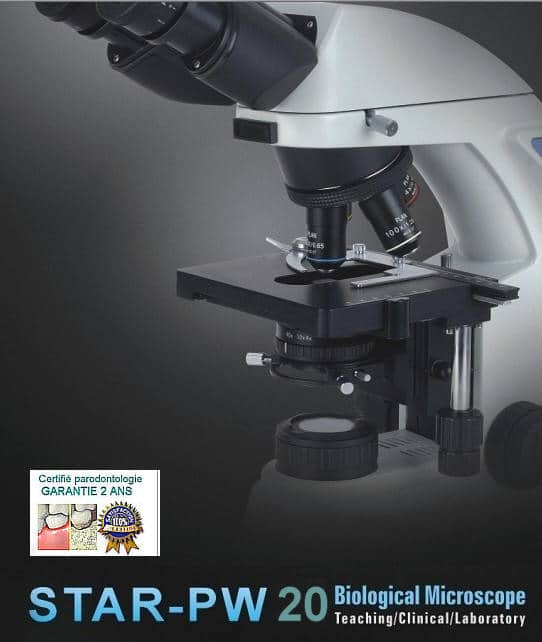 Microscope clone zeiss PW-20