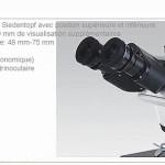 Microsocpe Clone zeiss tête binoculaire