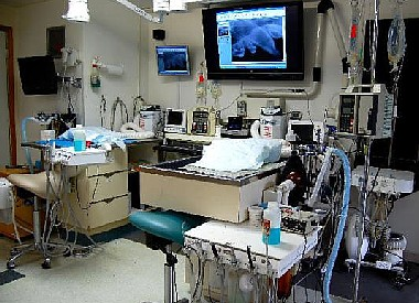 bloc chirurgical opératoire