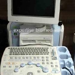 Echographe Doppler hitachi eub-6500
