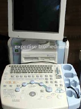 Echographe Doppler hitachi eub-6500