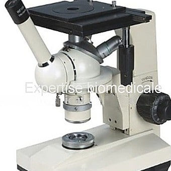 microscope industriel