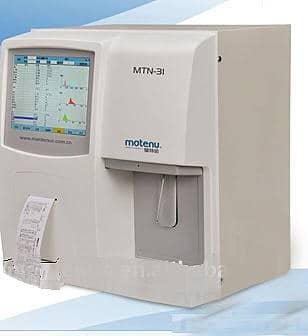 Analyseur hématologie vétérinaire écran tactile MTN-31