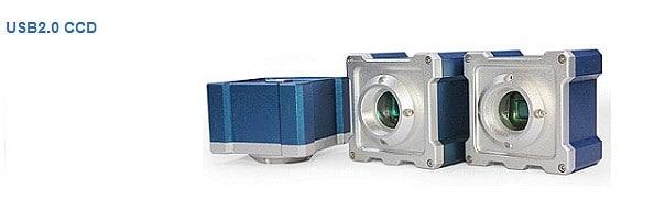 Camera Usb CCD pour microscopie