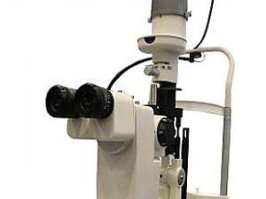 vuer de la tete optique de la lampe a fente FSL-23