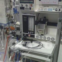 Respirateur d' anesthesie Datex d 'occasion
