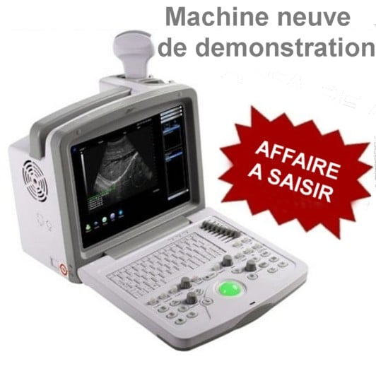 Echographe portable de demonstration wed-9618