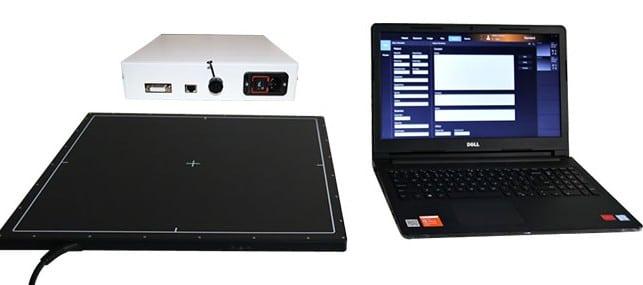 Détecteur numérique de radiographie